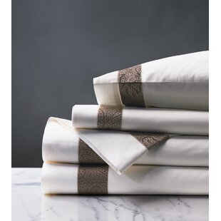 Nerissa 300 Thread Count 100% Cotton Sheet Set