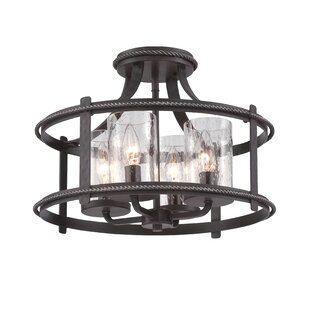 Halcott 4-Light Pendant
