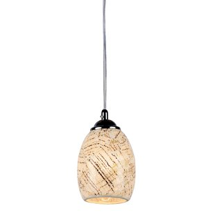Orren Ellis Ann-Sophie 1-Light Cone Pendant