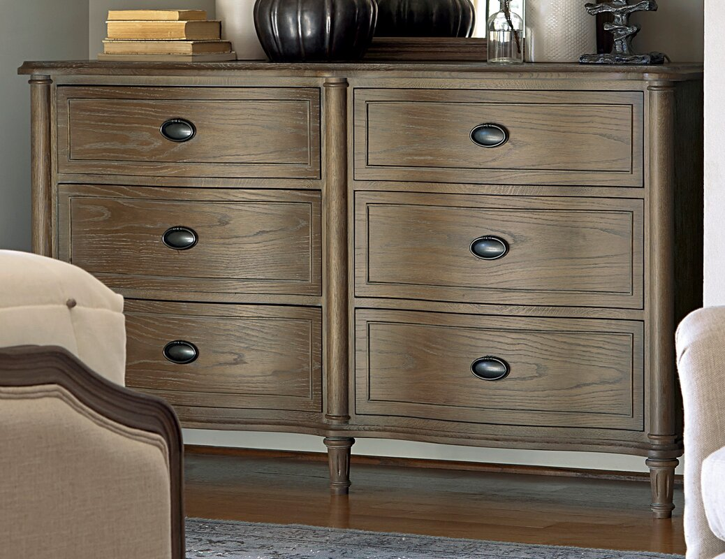 Universal Furniture Devon 6 Drawer Dresser