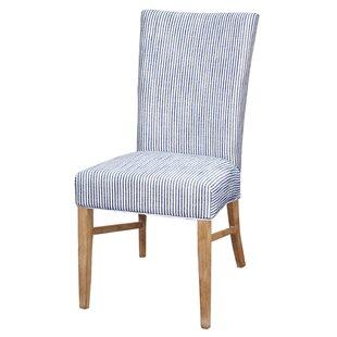 Miramonte Parsons Chair Set of 2 by Breakwater Bay