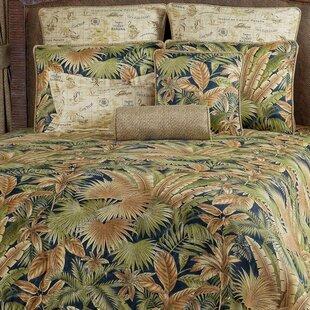 Victor Mill Bahamian 4 Piece Comforter Set