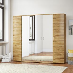 Galyon 5 Door Wardrobe By Brayden Studio