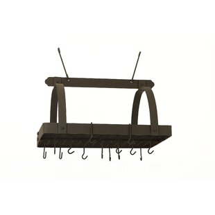 Heavy Gauge Hanging Pot Rack
