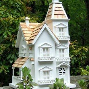 Home Bazaar Classic Series Victorian Manor 15 in x 10 in x 9 in Birdhouse