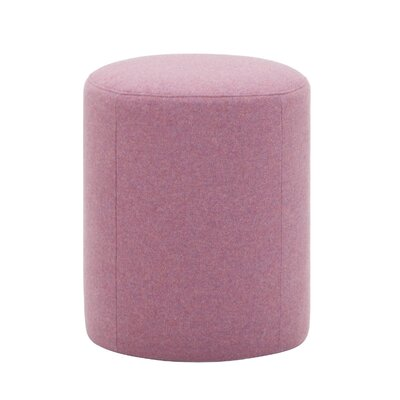 Swell Round Ottoman Eq3 Body Fabric Lana Deep Green Alphanode Cool Chair Designs And Ideas Alphanodeonline
