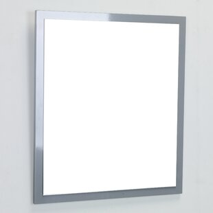 Shopping for Reflection® Framed Bathroom Wall Mirror By Eviva