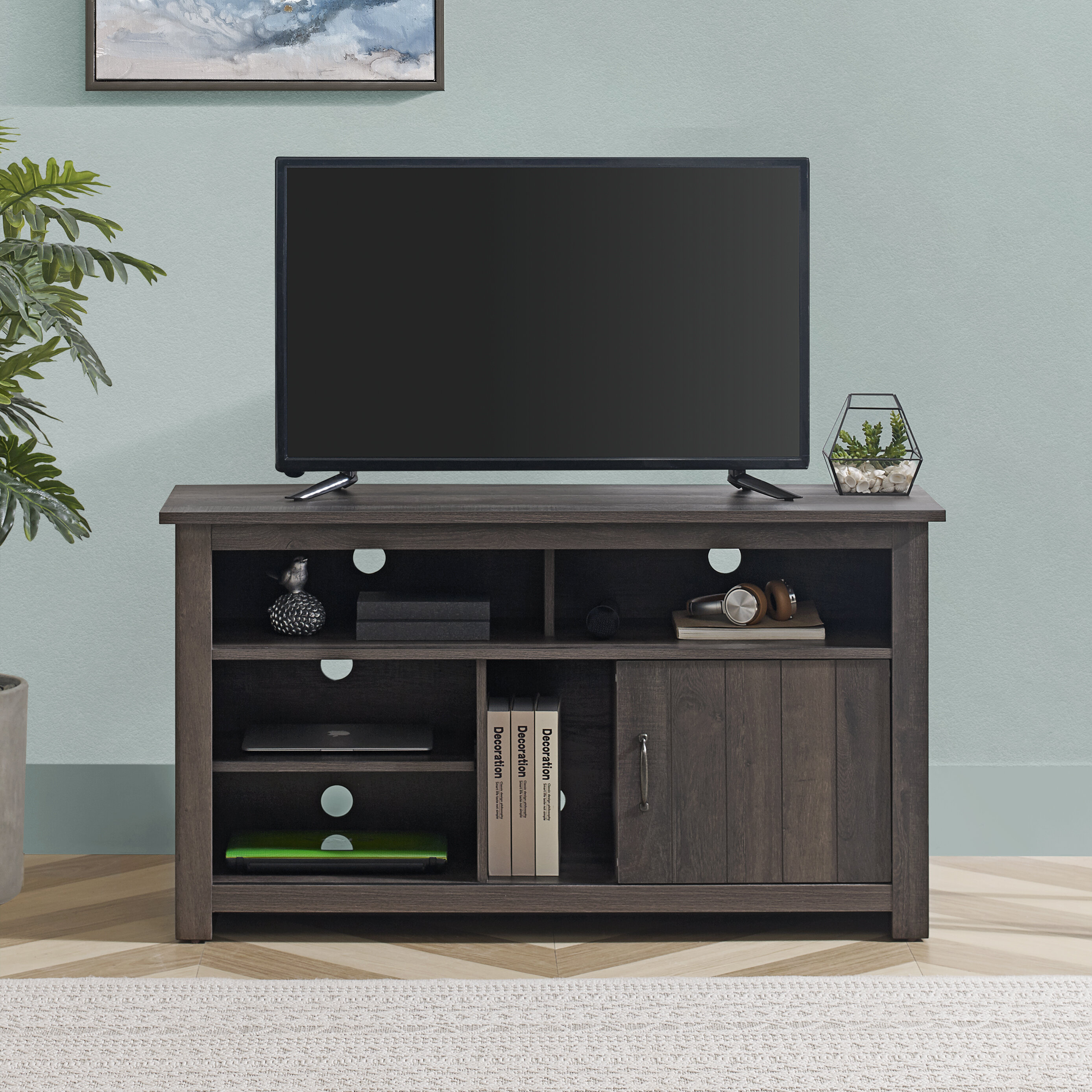 Gracie Oaks Geinbow Tv Stand For Tvs Up To 50 Wayfair