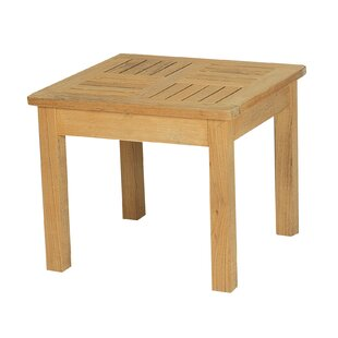 Gilfillan Teak Side Table