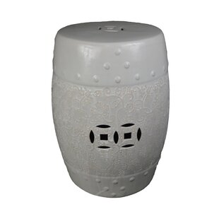Charlton Home Iyanna Ceramic Garden Stool