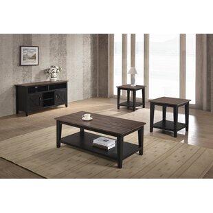 Loon Peak Morel 2 Piece Coffee Table Set