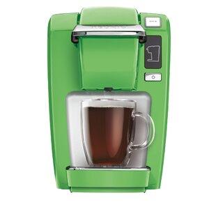 K15 Single Serve K-Cup Pod Coffee Maker