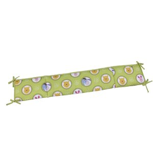 Playful Pooh Traditional Padded Bumper