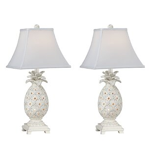 Nate Pineapple 23 Table Lamp (Set of 2)