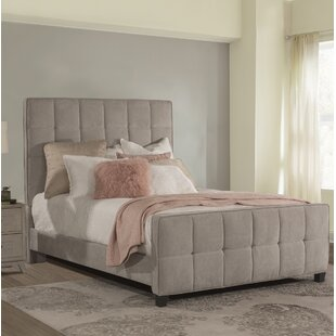 Price Check Cassius Upholstered Platform Bed by Latitude Run Reviews (2019) & Buyer's Guide
