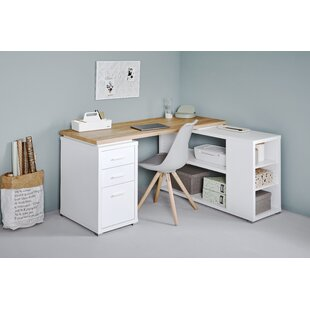 L-Shape Desk By Jahnke
