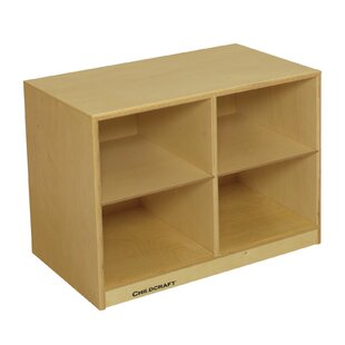 Childcraft 4 Compartment Cubby ByChildcraft