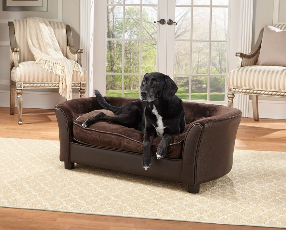 Enchanted Home Pet Panache Dog Sofa & Reviews