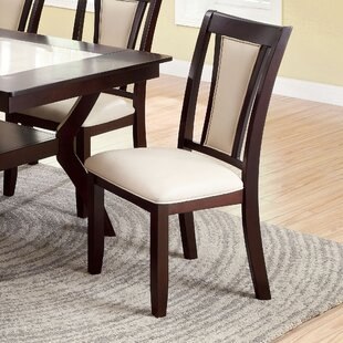 Wilburton Side Upholstered Dining Chair (Set of 2)