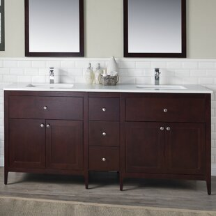 Watson 72 Double Vanity Set by INOLAV