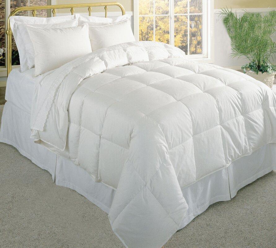 Ophelia & Co. Padstow Cloud Down Alternative Cotton Comforter
