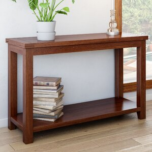 Console Sofa and Entryway Tables Youll Love Wayfair