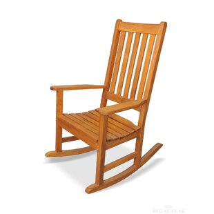 Carolina Teak Rocking Chair