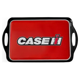 Case IH Melamine Serving Tray By MotorHead Products