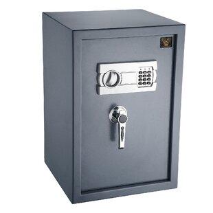 Pentagon ParaGuard Deluxe Electronic Digital Lock Safe Home Security