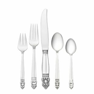 Sterling Silver Royal Danish 66 Piece Flatware Set, Service for 12 By International Silver