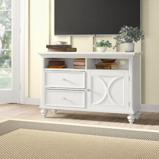 Burchett TV Stand For TVs Up To 55 Inches By Birch Lane™ Heritage