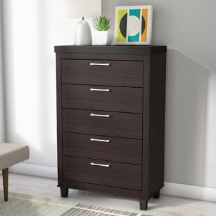 Epicurus 5 Drawer Chest