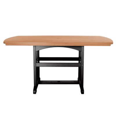 Yeager Dining Table by Rosecliff Heights Spacial Price