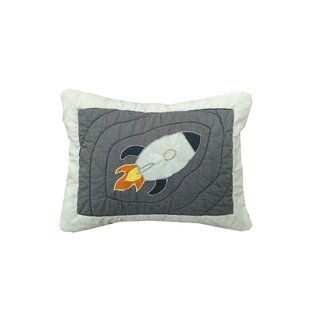Khadijah Spaceship Pillow Protector