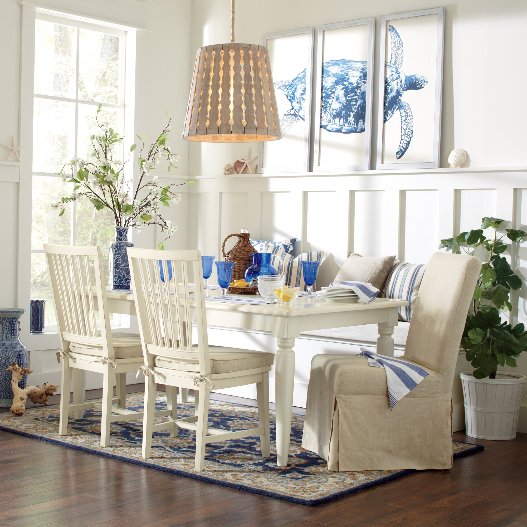 Birch Lane Rollins Extending Dining Table: Birch Lane™ Hemsworth Extending Dining Table & Reviews