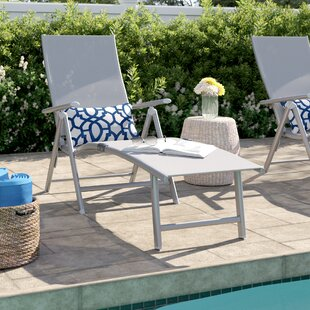 Caitlynn Folding Reclining Adjustable Chaise Lounge by Andover Mills