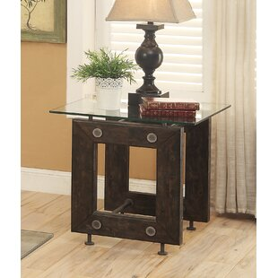 Poway End Table by Loon Peak
