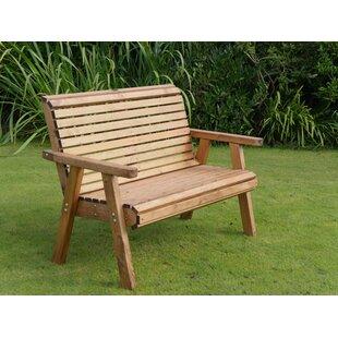 Allentown Wooden Bench By Alpen Home