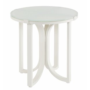 Highland Dunes Dani Outdoor End Table