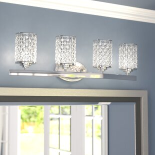 Shop For Senters 4-Light Vanity Light By Willa Arlo Interiors