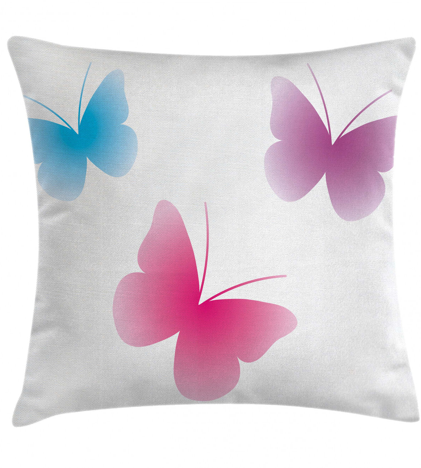 East Urban Home Butterfly Different Wings Life Indoor Outdoor 28 Throw Pillow Cover Wayfair
