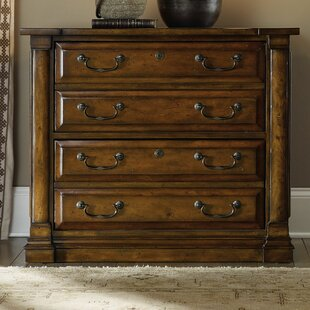 Hooker Furniture Tynecastle 2-Drawer Lateral File
