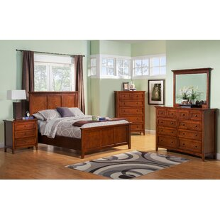 Darby Home Co Seger 9 Drawer Double Dresser with Mirror
