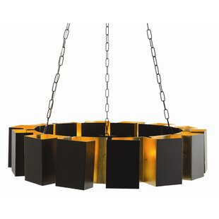 14-Light Drum Chandelier by ARTERIORS