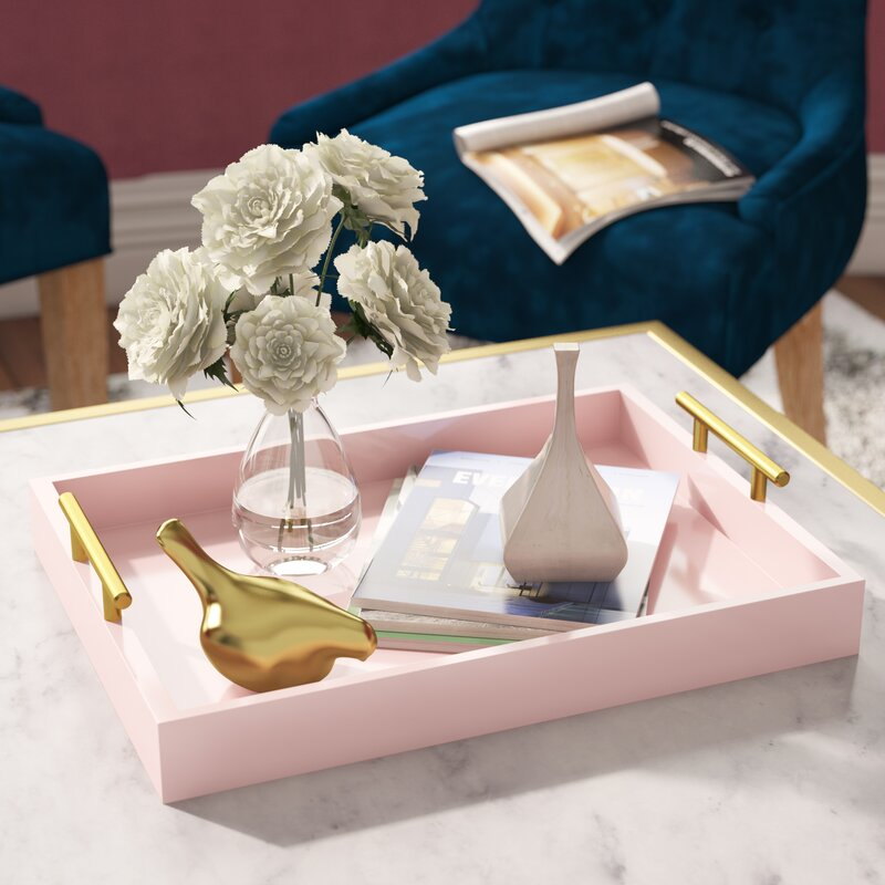Hepner Decorative Accent Tray
