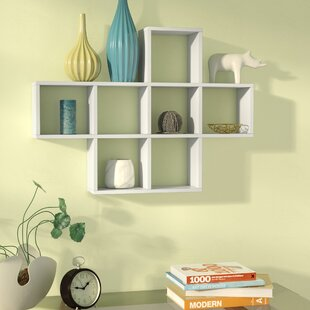 Germain Cubby Wall Shelf by Zipcode Design
