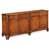 Double Serpentine Sideboard by Jonathan Charles Fine Furniture