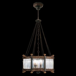 Fine Art Lamps Eaton Place 8-Light Pendant