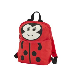 Ladybug Lunch Picnic Backpack