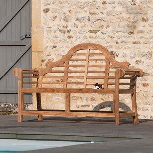 Zana Teak Bench By Sol 72 Outdoor